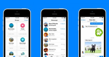 Facebook-Messenger-smartphone