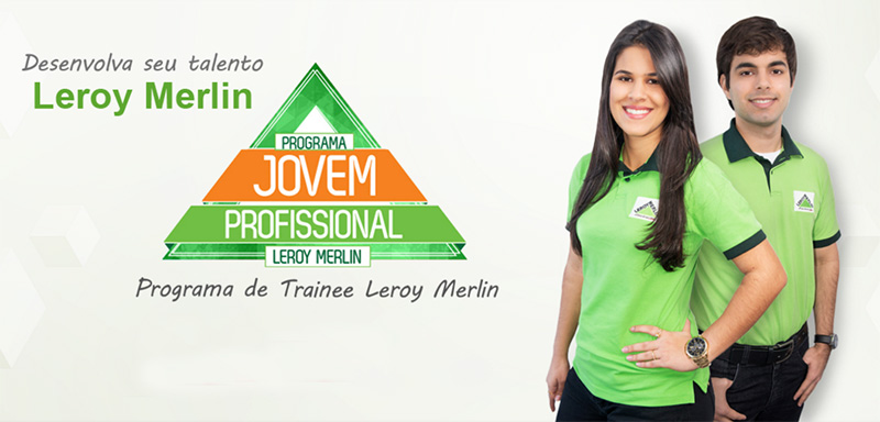 Programa de trainee da leroy merlin papo universit rio for Leroy merlin de livry gargan